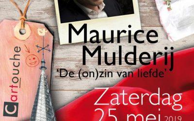 Maurice Mulderij 'De (On)zin van de Liefde