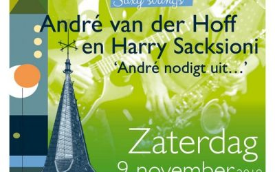 André van der Hoff & Harry Sacksioni